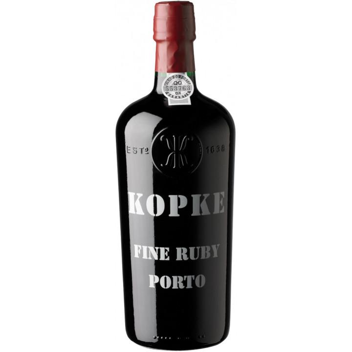 Портвейн Kopke, Fine Ruby Porto