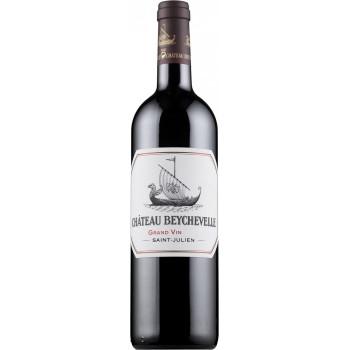 Вино Chateau Beychevelle, Saint-Julien AOC 4-me Grand Cru, 2012