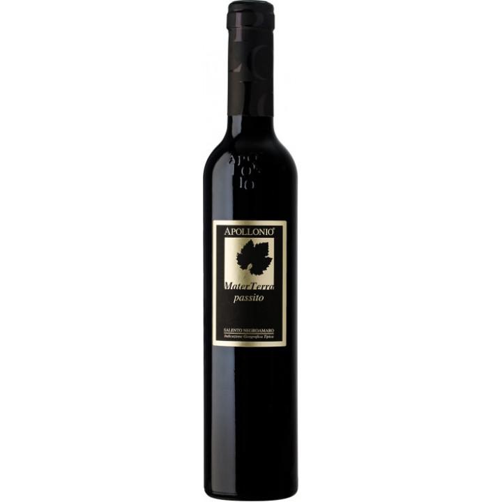 "Вино Apollonio, ""Mater Terra"" Passito, Salento IGT, 2009, 375 мл"