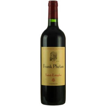 "Вино ""Frank Phelan"", Saint-Estephe AOC, 2013"