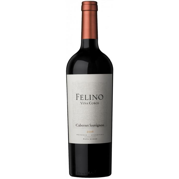 """Вино Vina Cobos, """"Felino"""" Cabernet Sauvignon, 2016"""