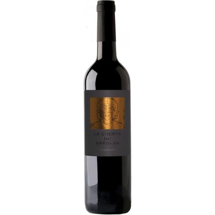 "Вино ""La Suerte de Arrayan"", Mentrida DO, 2010"