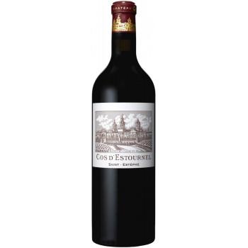 Вино Chateau Cos d'Estournel, Saint-Estephe AOC 2-er Grand Cru Classe, 2012