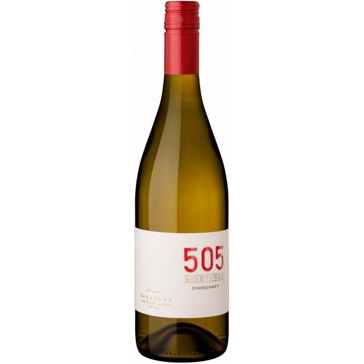 """Вино Casarena, """"505"""" Chardonnay, 2017"""