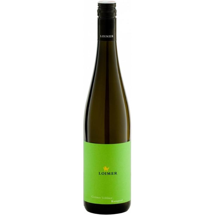 Вино Loimer, Gruner Veltliner, Kamptal DAC, 2016