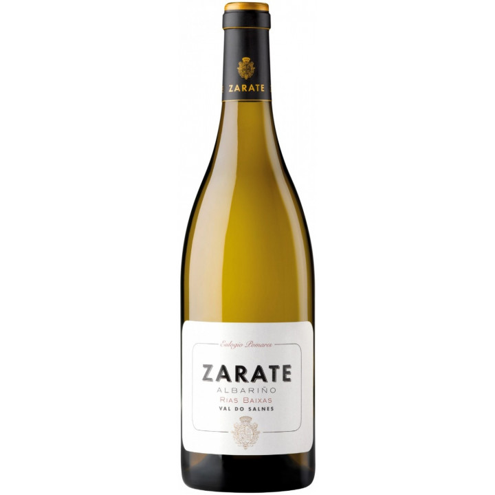Вино Zarate, Albarino, Rias Baixas DO, 2016