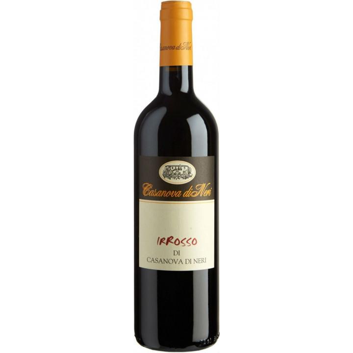 """Вино Casanova di Neri, """"IrRosso"""" di Casanova di Neri, 2015"""
