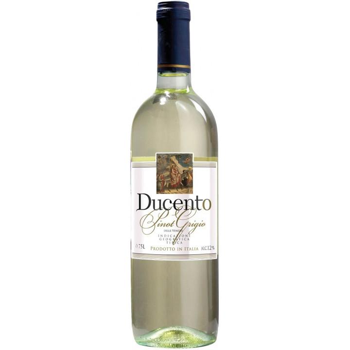 """Вино """"Ducento"""" Pinot Grigio delle Venezie IGT, 2014"""