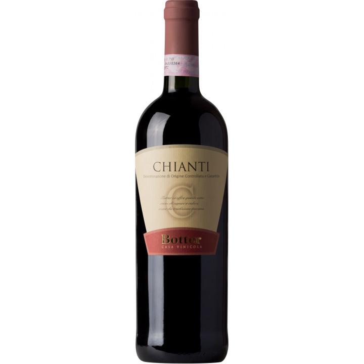 Вино Botter, Chianti DOCG, 2017