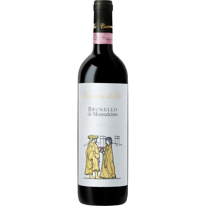 """Вино Casanova di Neri, Brunello di Montalcino """"Figuranti"""" DOCG, 2013"""