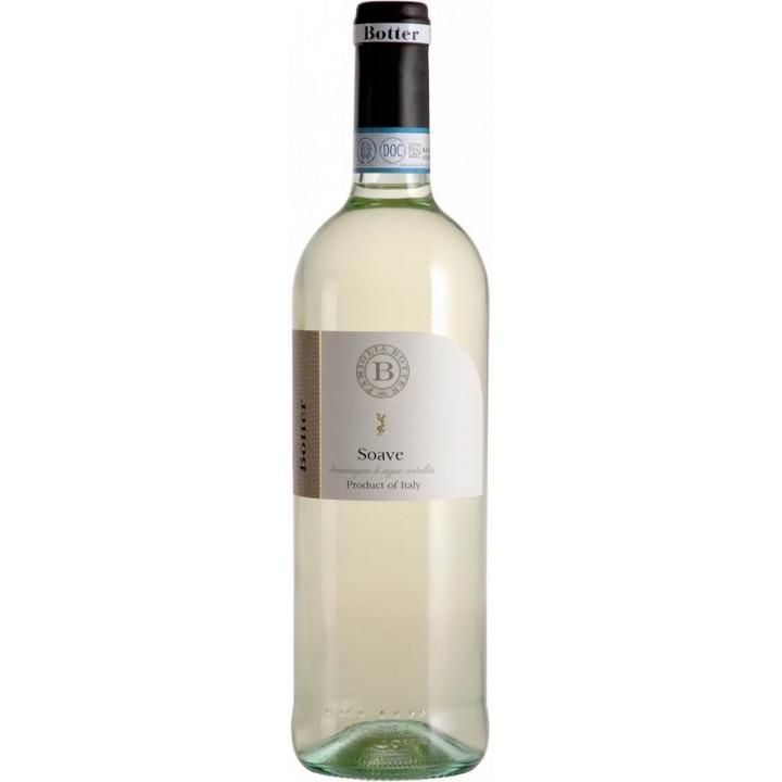 Вино Botter, Soave DOC, 2017
