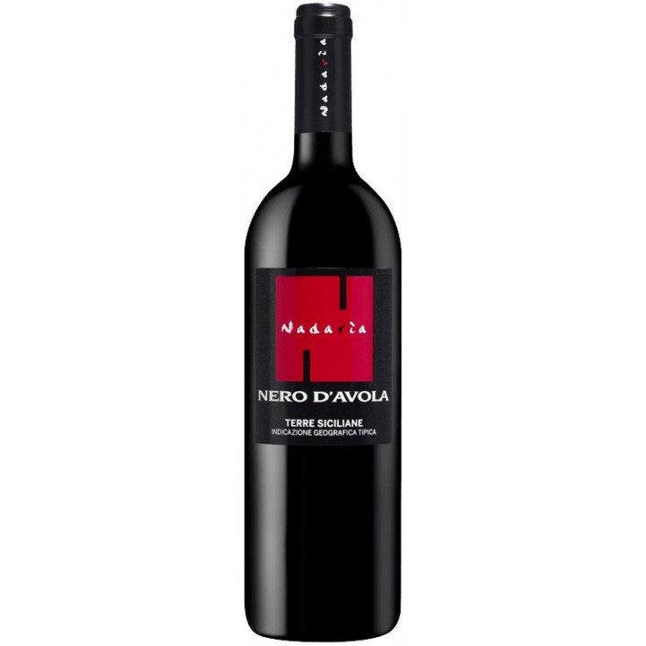 "Вино ""Nadaria"" Nero d'Avola, Terre Siciliane IGT, 2016"