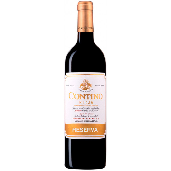 """Вино CVNE, """"Contino"""" Reserva, Rioja DOC, 2013"""
