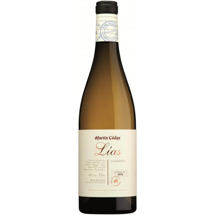 "Вино Martin Codax, ""Lias"" Albarino, 2015"