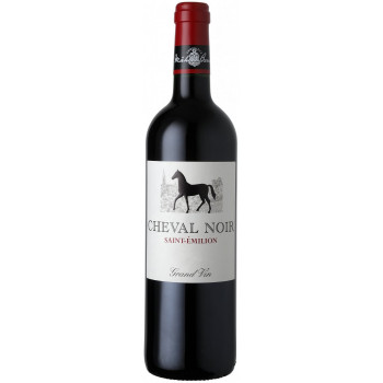 """Вино """"Cheval Noir"""" Saint-Emilion, 2015"""