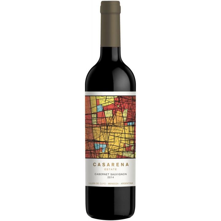 "Вино Casarena, ""Estate"" Cabernet Sauvignon, 2014"