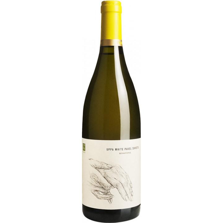 "Вино Uppa Winery, ""Uppa White"" Pavel Shvets"