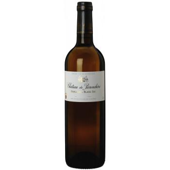 """Вино """"Chateau de Parenchere"""" Blanc, Bordeaux AOC, 2016"""