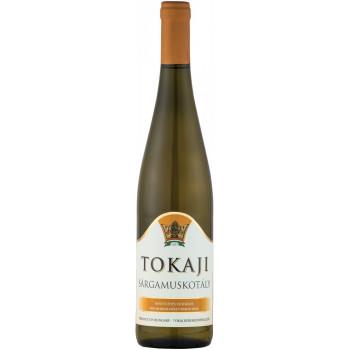 Вино Tokaji Kereskedohaz, Tokaji Sargamuskotaly
