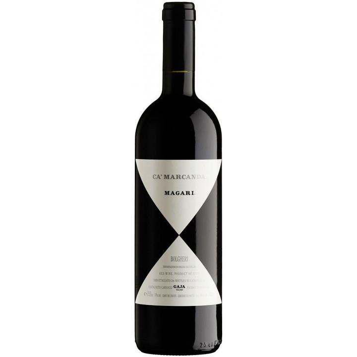 """Вино Gaja, """"Magari"""", Ca Marcanda, Toscana IGT, 2015"""