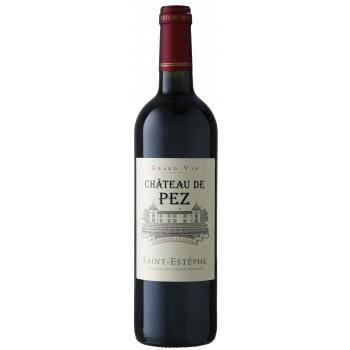 Вино Chateau de Pez, Saint-Estephe, 2012