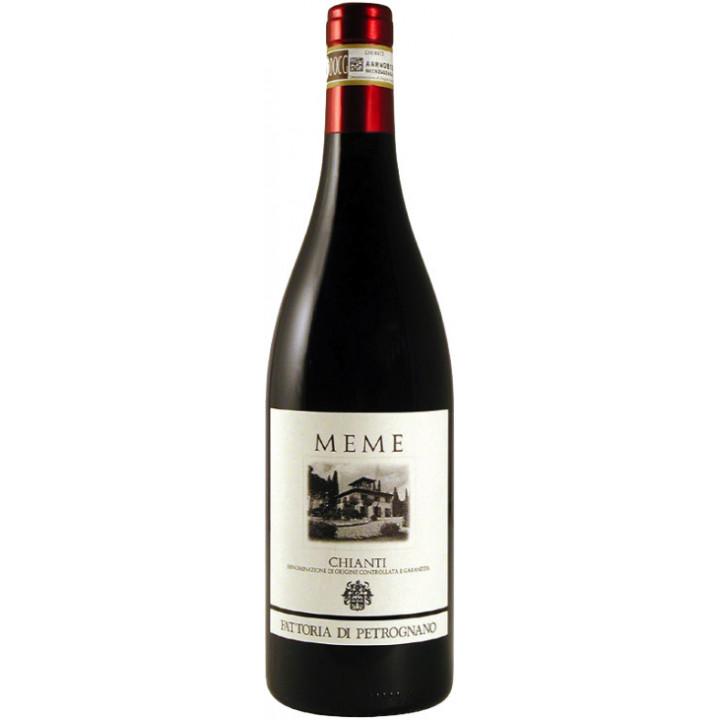 """Вино Fattoria di Petrognano, """"Meme"""", Chianti DOCG"""
