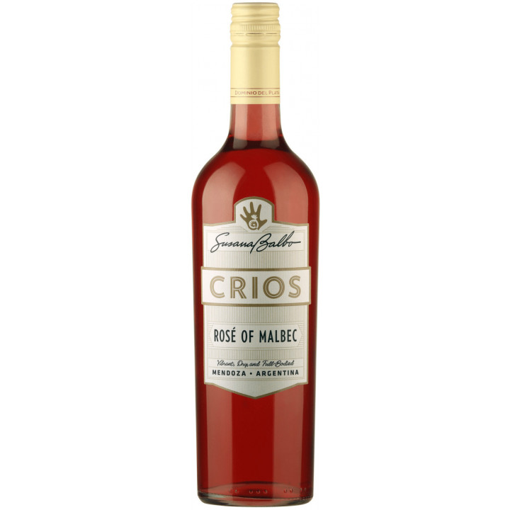 "Вино Dominio del Plata, ""Crios"" Rose of Malbec, 2016"