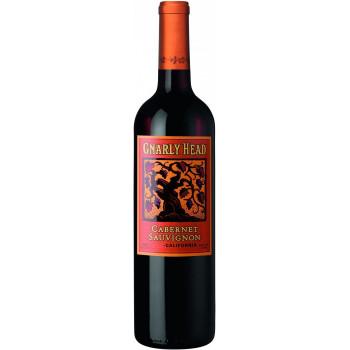 "Вино ""Gnarly Head"" Cabernet Sauvignon, 2015"