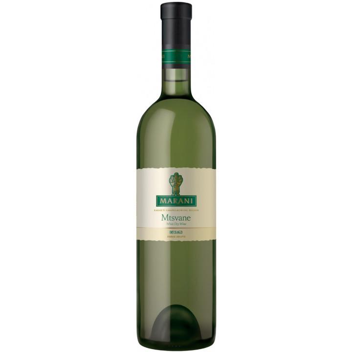 "Вино Telavi Wine Cellar, ""Marani"" Mtsvane"