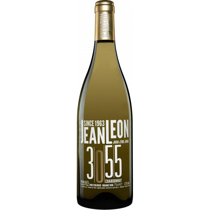 "Вино Jean Leon, ""3055"" Chardonnay, Penedes DO, 2014"