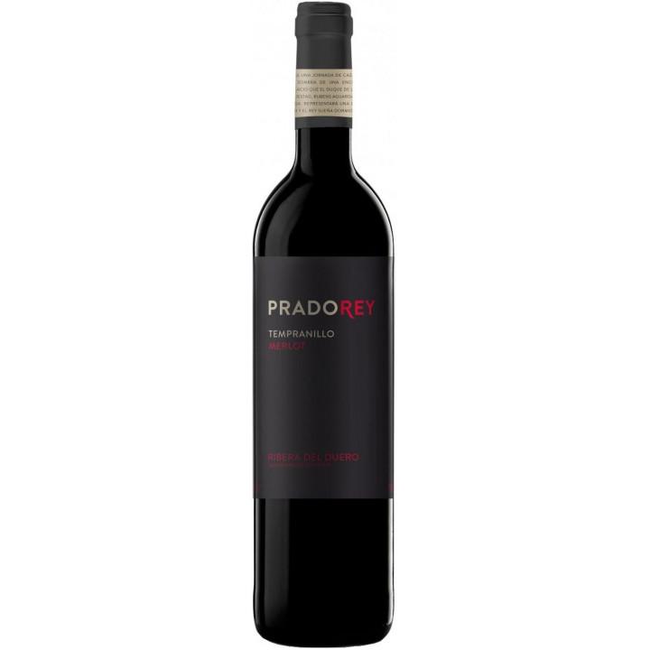 Вино Pradorey, Tempranillo-Merlot, Rueda DO, 2017