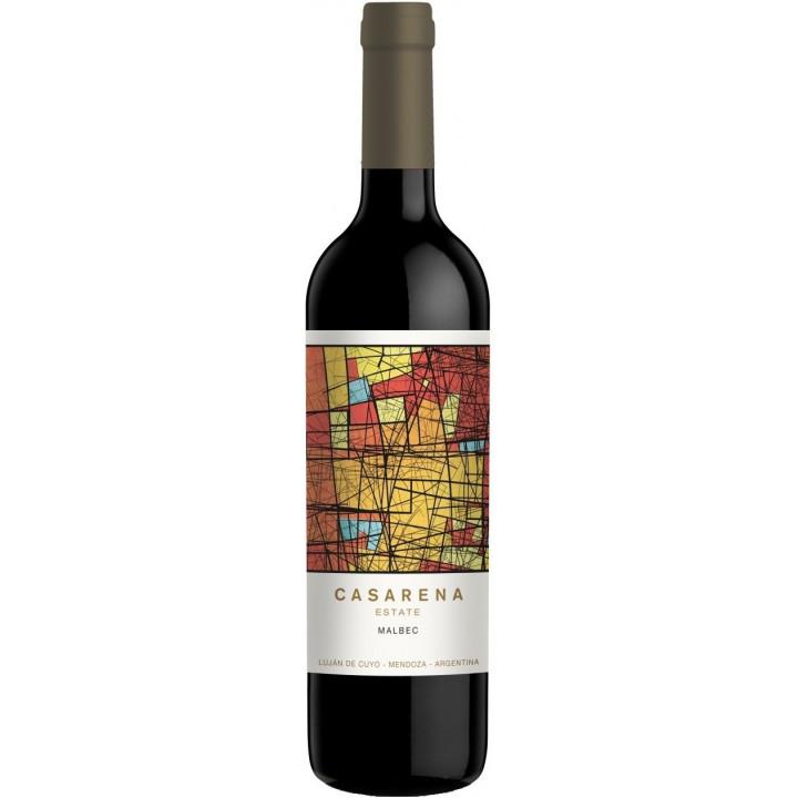 "Вино Casarena, ""Estate"" Malbec, 2017"