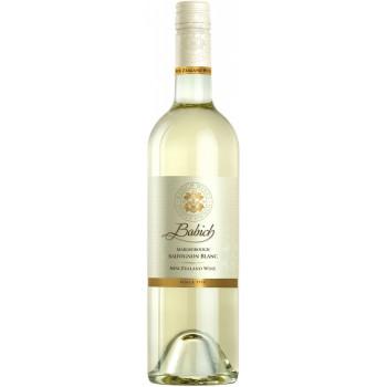Вино Babich Wines, Sauvignon Blanc, Marlborough, 2018