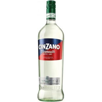 Вермут Cinzano Extra Dry, 0.5 л