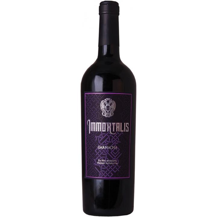 "Вино Pago Ayles, ""Immortalis"" Garnacha, Calatayud DO, 2015"