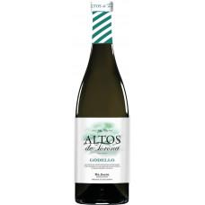 """Вино """"Altos de Torona"""" Godello, Rias Baixas DO, 2016"""