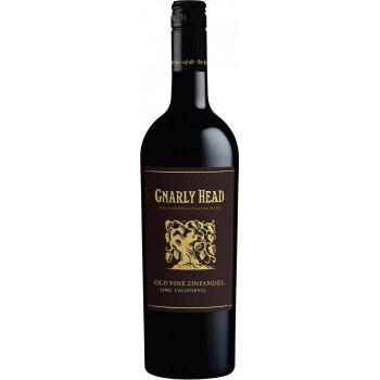 "Вино ""Gnarly Head"" Old Vine Zinfandel, 2015"