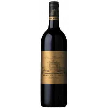 """Вино """"Blason d'Issan"""", Margaux AOC, 2014"""