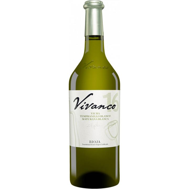 Вино Vivanco, Blanco, Rioja DOCa, 2016