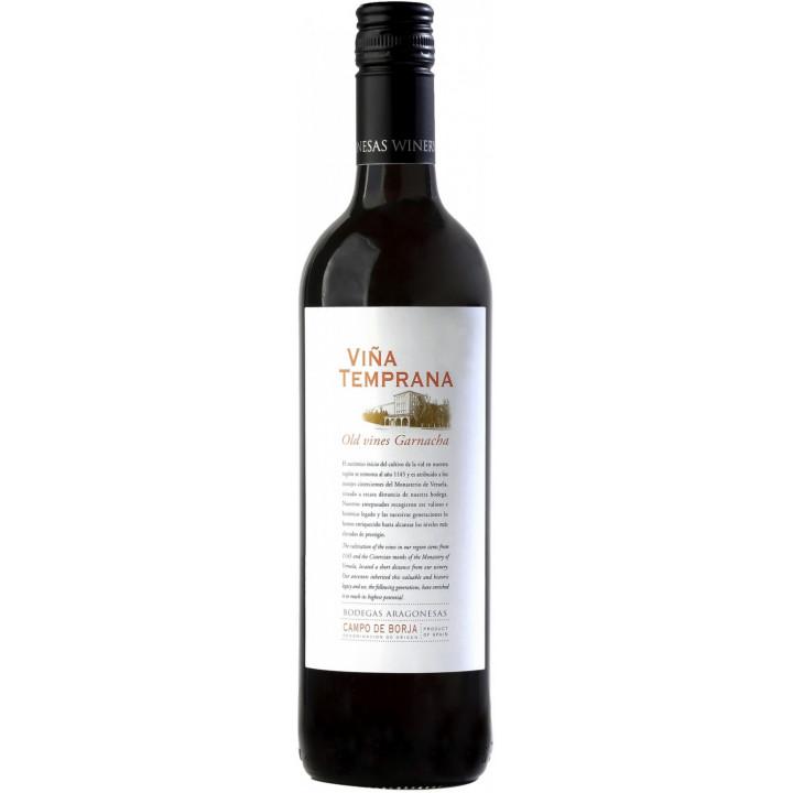 "Вино Bodegas Aragonesas, ""Vina Temprana"" Old Vines Garnacha, 2017"