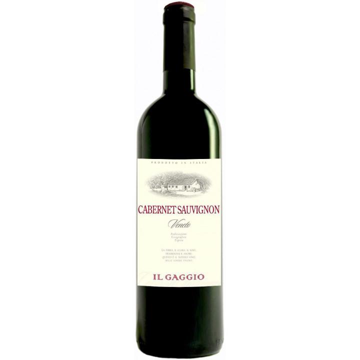"""Вино Natale Verga, """"Il Gaggio"""" Cabernet Sauvignon, Veneto IGT, 2015"""