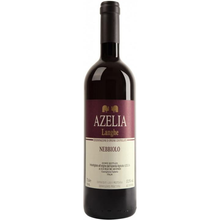 Вино Azelia, Nebbiolo, Langhe DOC