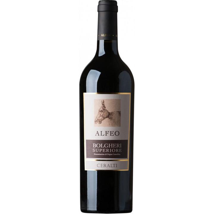 """Вино Ceralti, """"Alfeo"""", Bolgheri Rosso DOC, 2015"""