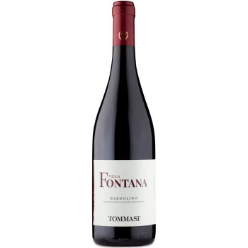 "Вино Tommasi, ""Villa Fontana"" Bardolino DOC, 2016"