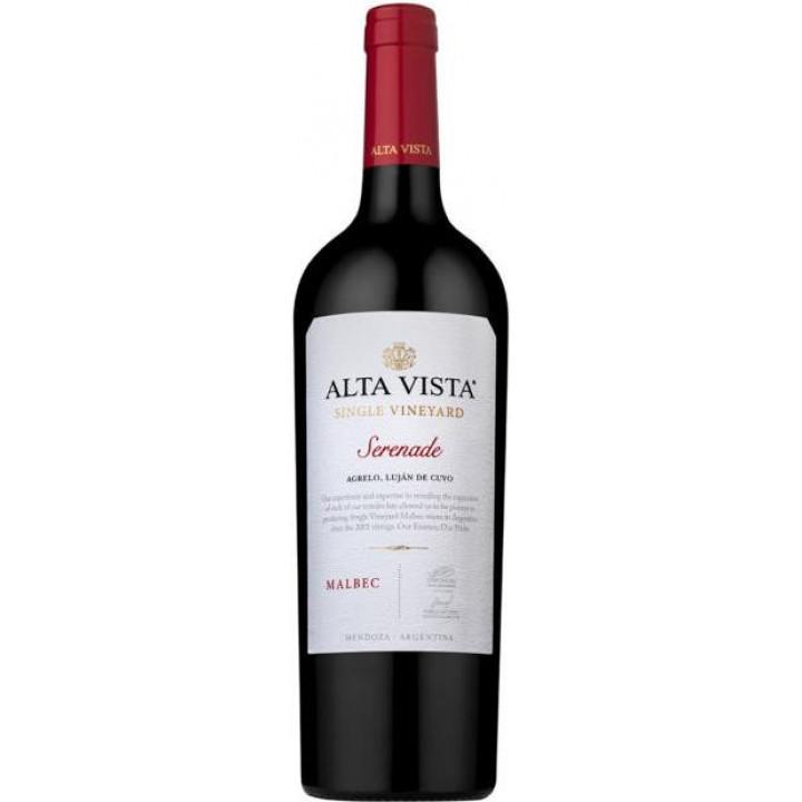 "Вино Alta Vista, Single Vineyard ""Serenade"" Malbec, 2013"