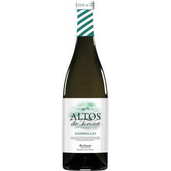 "Вино ""Altos de Torona"" Godello, Rias Baixas DO, 2016"