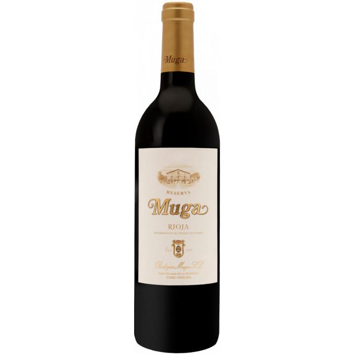 Вино Muga, Reserva, Rioja DOC, 2014