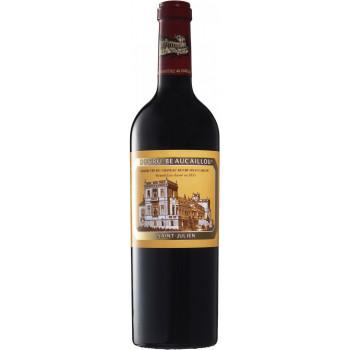 Вино Chateau Ducru-Beaucaillou, Saint-Julien AOC 2-eme Grand Cru Classe, 2013