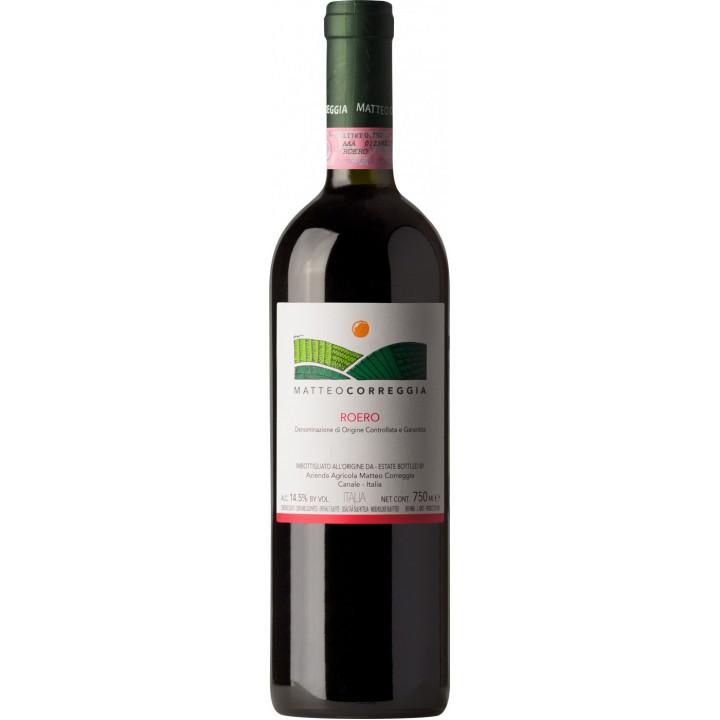 Вино Matteo Correggia, Roero DOC, 2015